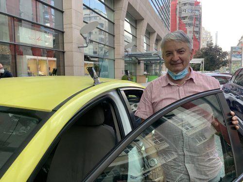 Mit dem Taxifahren verdient sich Mihai das tägliche Brot, seine Leidenschaft aber gehört der Kunst. Und so kennt er jedes der vielen Museen in seiner Heimatstadt.adam