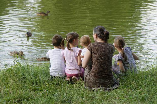Mit verschiedensten Angeboten versuchen die rund 300 Fachpersonen des Kinderdorfs Hilfe angedeihen zu lassen.voki