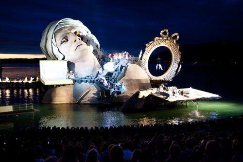 """Nach """"André Chénier"""" auf der Seebühne produzieren die Bregenzer Festspiele wieder ein Werk von Umberto Giordano, und zwar 2022 im Festspielhaus. vn/ps"""