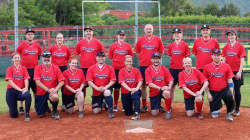 Nach langer Pause gab es für Dornbirns Softball-Team mit dem dritten Rang einen gelungenen Einstand bei den Austria Finals.cth