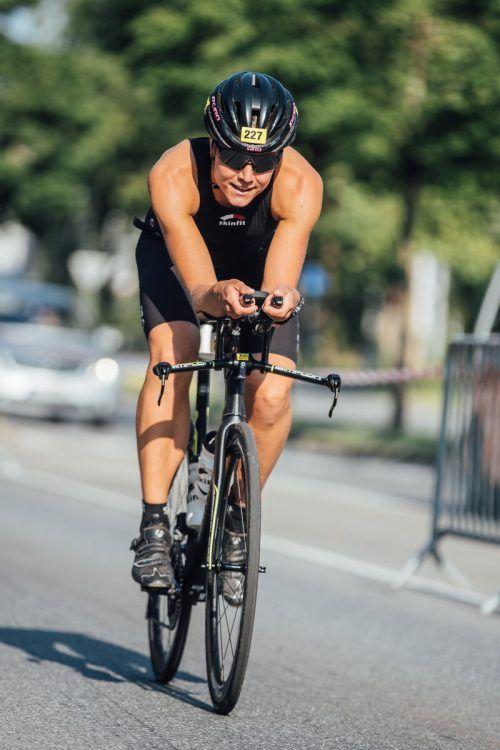 Nach Rang drei 2019 feierte Stefanie Frei beim Pfänderrennen ihren zweiten Gesamtsieg.VN/SAms