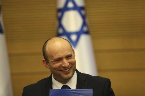 Naftali Bennett ist neuer israelischer Ministerpräsident.AP