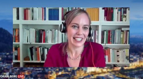 Nicola Steiner führt vom 8. bis 10. Juli durch das Programm des Literaricums.