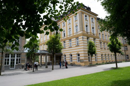 Noch ist es ein Konservatorium, im Fokus steht in Feldkirch nun die Stella Vorarlberger Privathochschule. serra