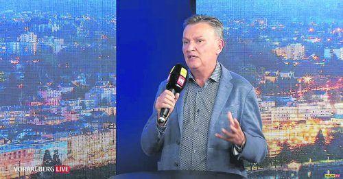 OA Norbert Loacker informierte über das Angebot der Reproduktionsmedizin.vn