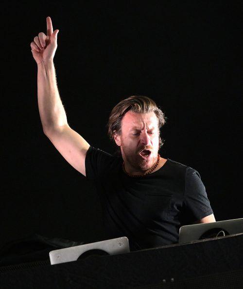 Parov Stelar ist ein international gefeierter DJ. APA
