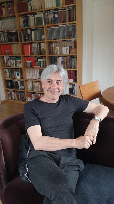Peter Bilger interessiert sich insbesondere für die Disziplinen zwischen Literatur und Philosophie.Bischof