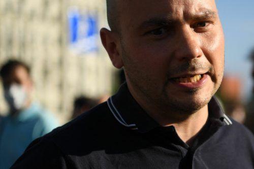 Piwowarow drohen bis zu sechs Jahre Freiheitsentzug. AFP