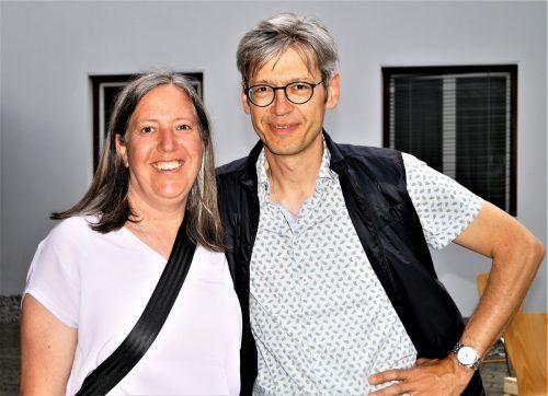 Rainer und Eveline Nägele sind Jazz-Stammgäste.