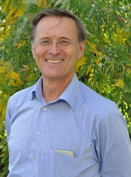 Roland Haas ist Kurator und künstlerischer Leiter des Kunstforums Montafon.