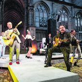 Theater Konstanz serviert sommerleichte Open-Air-Komödie