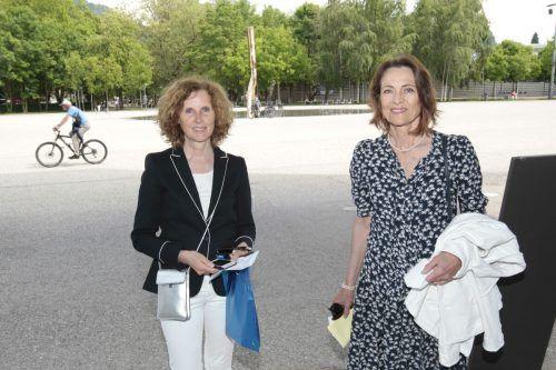 Sigrid Benner und Sonja Sackmann waren mit dabei.