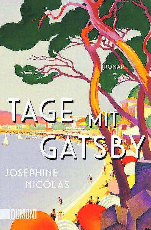 Tage mit GatsbyJoséphine NicolasDumont413 Seiten