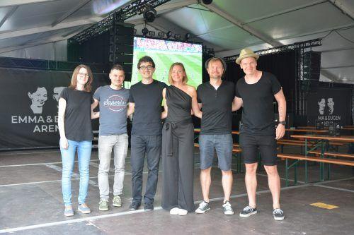 """""""Tiera"""" sorgten für finnischen Sound beim EM-Public-Viewing in Dornbirn.bvs (3)"""