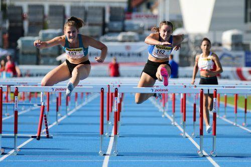 Trotz der Saisonbestleistung von 14,26 Sekunden im 100-m-Hürdensprint verfehlte Chiara-Belinda Schuler das Limit für die U-20-EM um 0,29 Sekunden.ÖLV