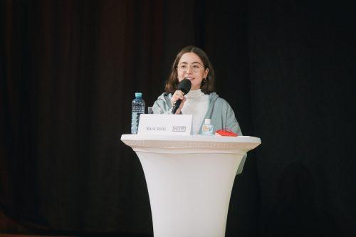 Velić führt die Koalition in der Österreichischen HochschülerInnenschaft an. VSSTÖ