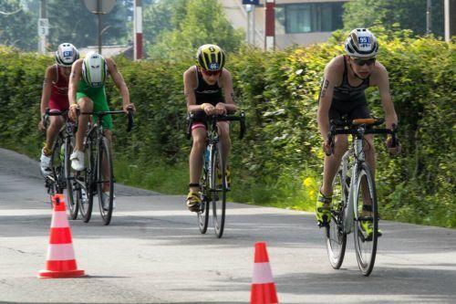 Vizemeister Raphael Künz hatte 14 Sekunden Rückstand auf den Sieger.VTRV