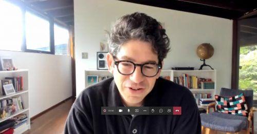 Yancey Strickler ist Mitbegründer und Ex-CEO von Kickstarter und Buchautor.
