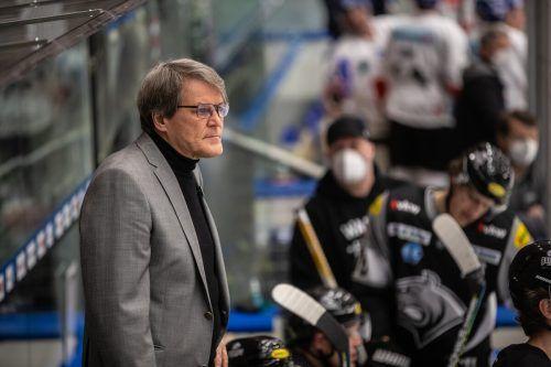 Auf Kai Suikkanen und seine Mannschaft warten im Grunddurchgang der Ice Liga 24 Heimspiele.SAMS