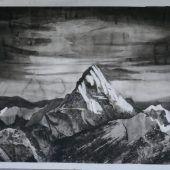 Höhenkoller unter der Pfänderspitze
