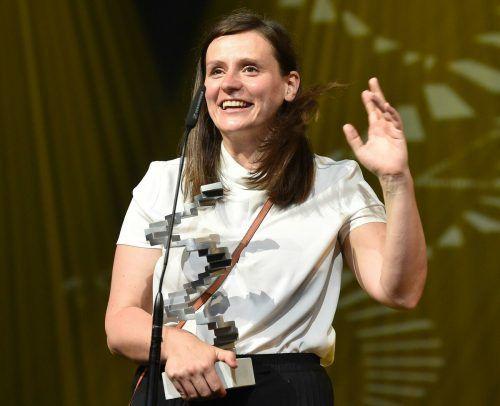 Den Preis für die beste Regie erhielt Sandra Wollner. apa