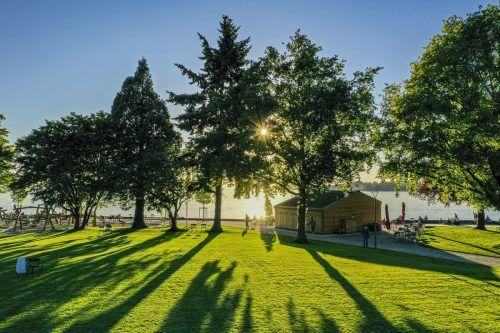 Die Gartenschau hat noch bis 10. Oktober geöffnet. Ab sofort gibt es auch Abendtickets. GArtenschau