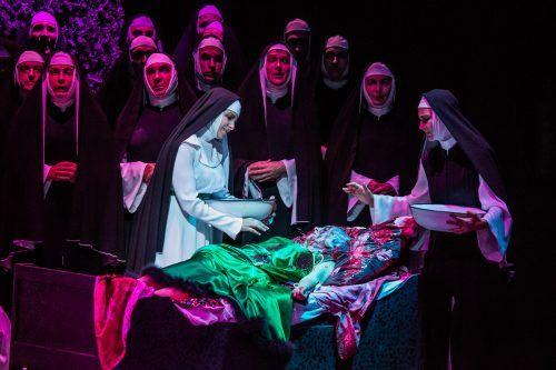 """Die Oper """"Nero"""" von Arrigo Boito wurde im Mai 1924 in Mailand uraufgeführt und bislang nur sehr selten nachinszeniert. Vn/Steurer"""