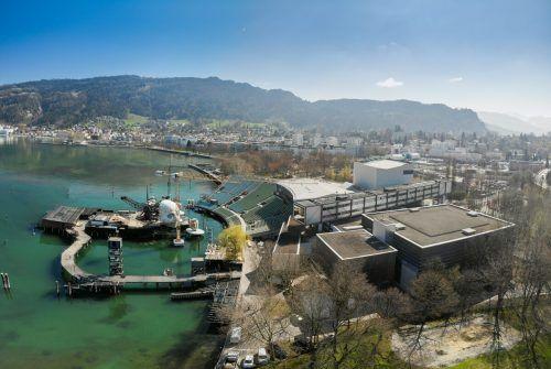 Die Sanierung des Areals um 60,5 Millionen Euro wird von den Subventionsgebern und den Festspielen finanziert.VN