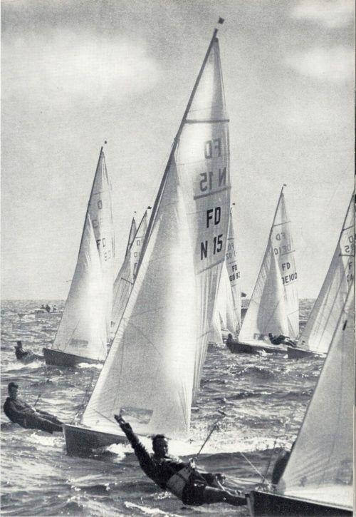 Eine umstrittene Disqualifikation kostete Geiger/Fischer 1964 in Tokio die Chance auf einen Spitzenplatz.