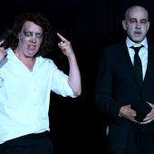 Shakespeares Richard ballert wieder alles nieder