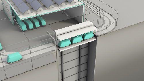 Logistik-Know-how ist notwendig, um die Ware aus dem Keller ans Licht zu bringen. CST