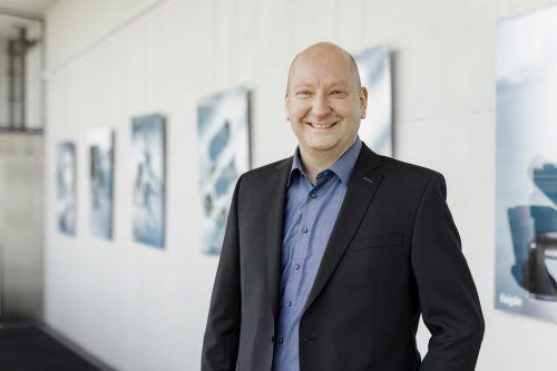 Mario Maier wird Geschäftsführer der faigle Kunststoffe. faigle