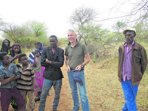 Nach der großen Dürre 2017 startete die Caritas ein Hilfsprogramm im Süden Äthiopiens.