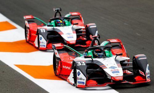 Für Rene Rast ging die einzige Saison in der Formel E in Diensten des Audi-Rennstalls mit dem 15. Platz zu Ende. ap
