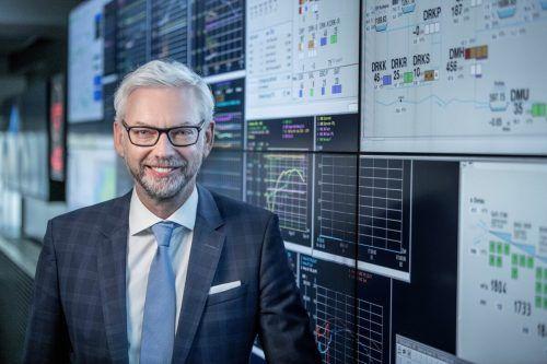 """Verbund-Chef Michael Strugl:Die Umsetzung der Energiewende werde aber """"kein Kindergeburtstag, sondern sehr sportlich und eine Riesenchallenge."""" FA"""
