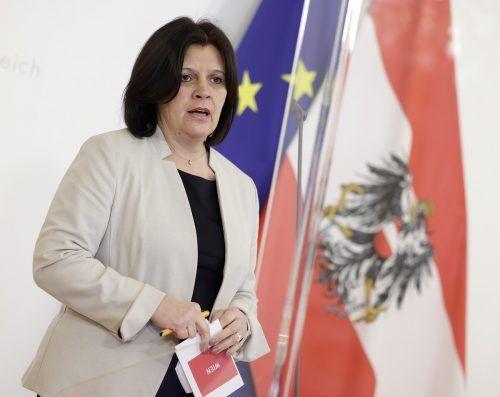 AK-Präsidentin Renate Anderl: Modell soll Frauen aus der Teilzeitfalle holen.APA