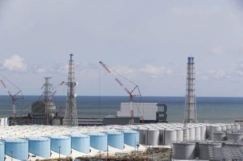 Aktuell wird das Wasser in mehr als tausend Tanks gelagert. AP