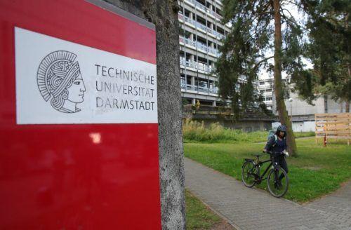 Allen Opfern des mutmaßlichen Giftanschlags an der Technischen Universität in Darmstadt geht es inzwischen besser.afp
