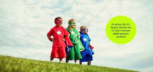 Am 13. August werden acht Kurzfilme für Kinder gezeigt. Alpinale