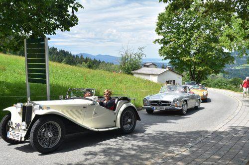 """Am Sonntag, 5. September, findet die diesjährige Oldtimerausfahrt """"drive2help"""" statt.hps"""
