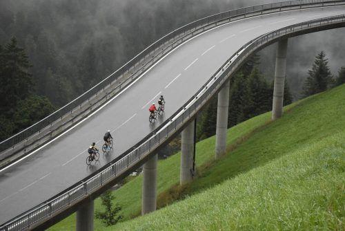 Am Sonntag fand der 187 Kilometer lange Highlander-Radmarathon durch Vorarlberg statt. Für einen deutschen Teilnehmer nahm er ein tragisches Ende. Böckle