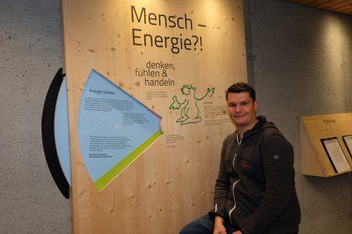 Andreas Bertel setzt sich als Energiemanager des Großen Walsertals das klare Ziel, den Individualverkehr im Sinne einer nachhaltigen Entwicklung zu reduzieren und entwickelt daher zukunftsweisende Projekte.BI