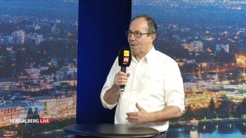 Andreas Prenn warnt davor, sich auf das Mobiltelefon als Babysitter zu verlassen. Vorarlberg Live