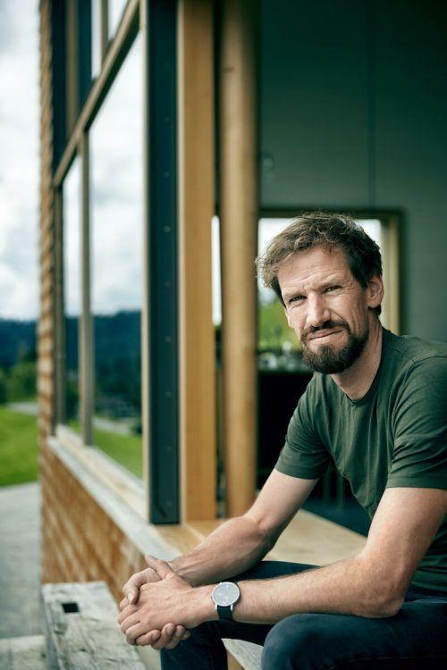 Architekt und Designer Georg Bechter.me