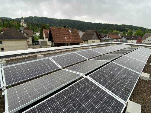 Auf den Solardächern des Landes bleibt es unruhig. VOL/MAyer