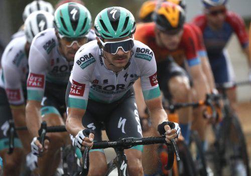 Aus dem Vorjahr steht für Felix Großschartner der neunte Platz.ap