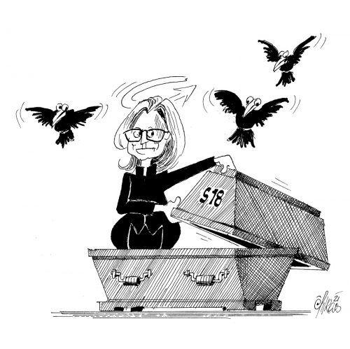 BM Leonore Gewessler – die Totengräberin!