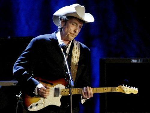 Bob Dylan zählt seit Jahrzehnten zu den einflussreichsten Musikern. Reuters