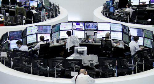 Börse Frankfurt: Dax erreicht einen Höchststand. Reuters