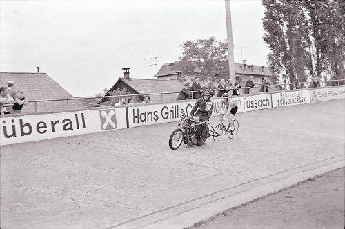 Bregenz, Bodenseestadion, 1968